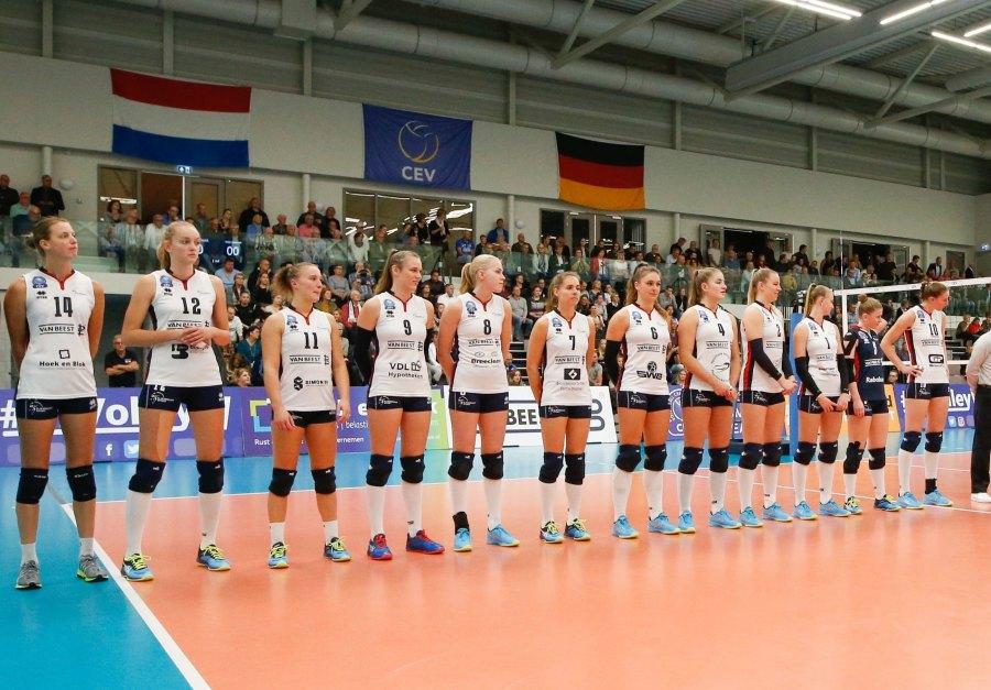 Sliedrecht Sport treft Schwerin in Europa Cup