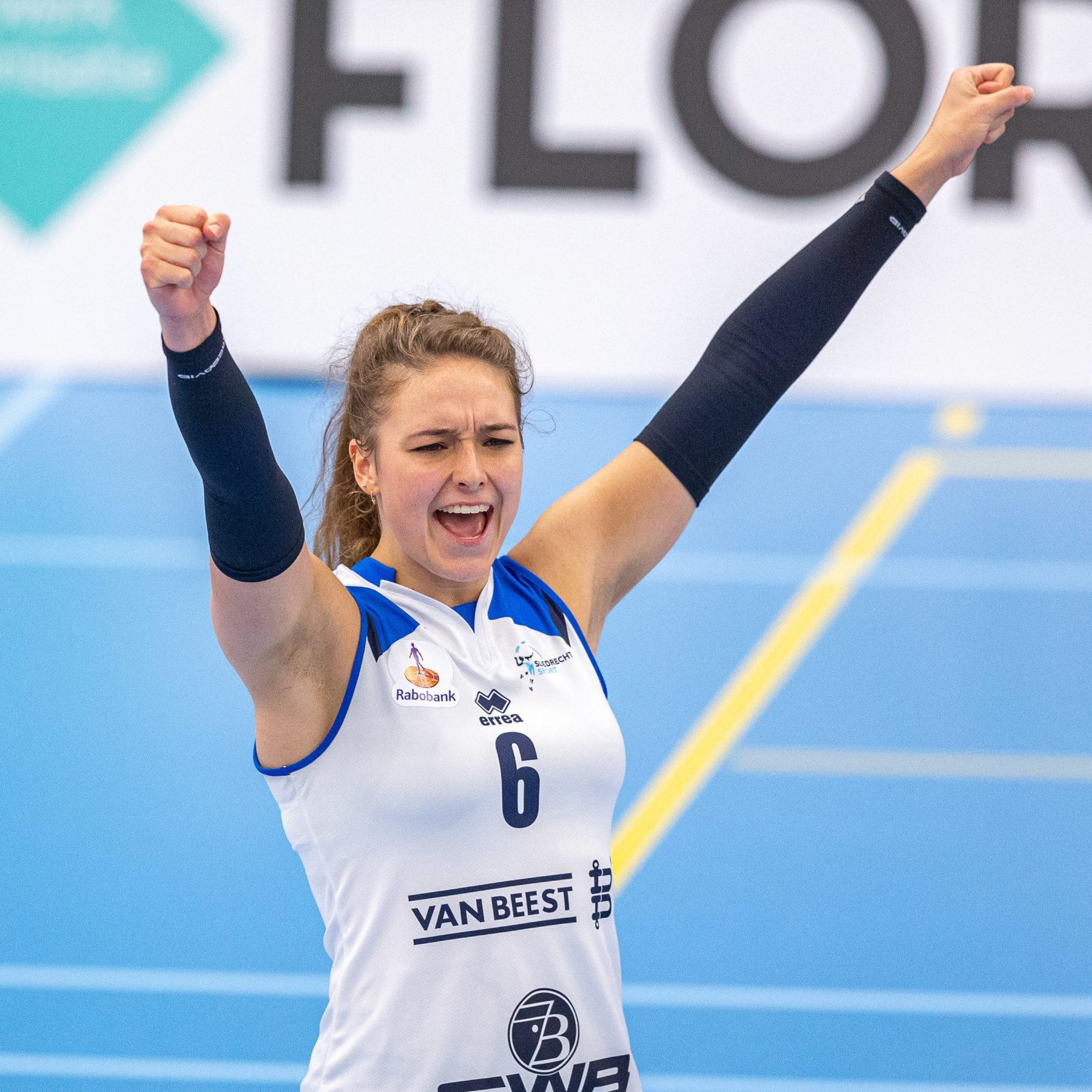 Fraaie winst D1 tegen Zwolle