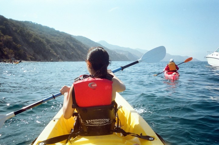 kayak catalina