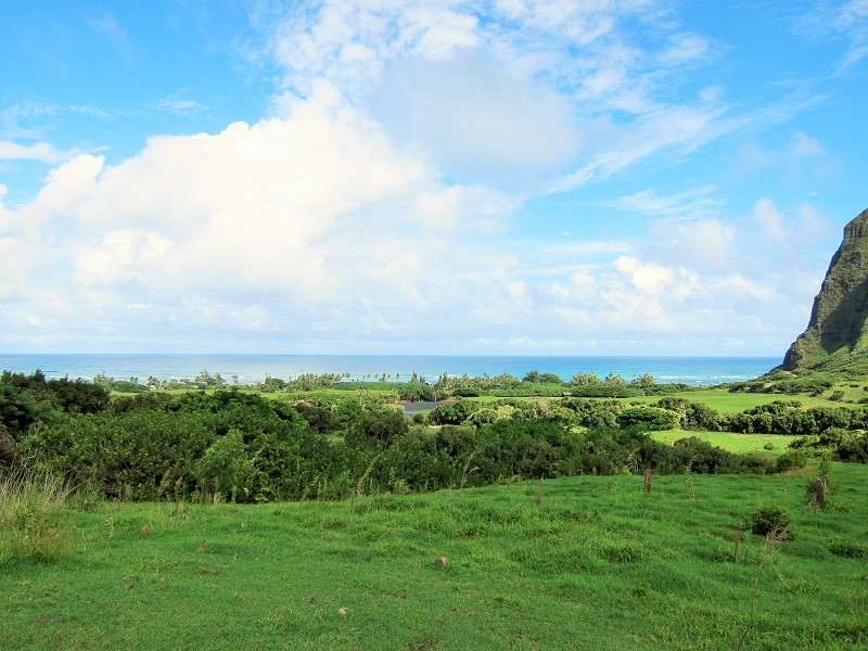 Kualoa ATV view