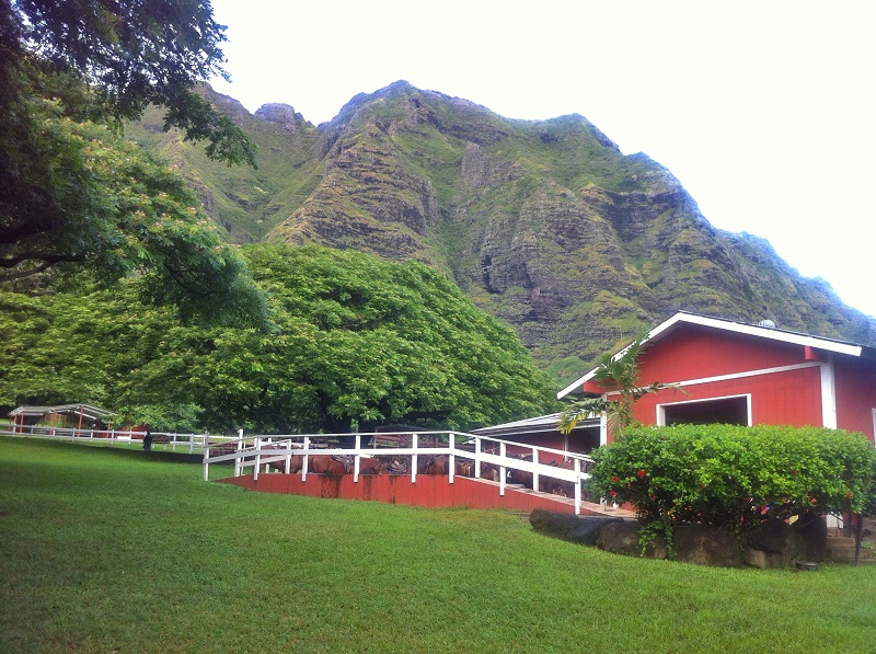 Kualoa Ranch