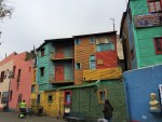 Behind La Boca's Colorful Houses
