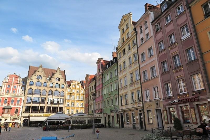Wroclaw Market Square 1