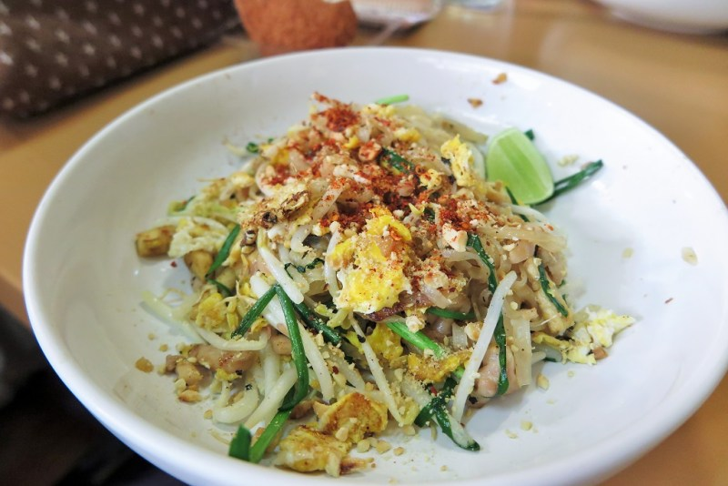 cooking class pad thai