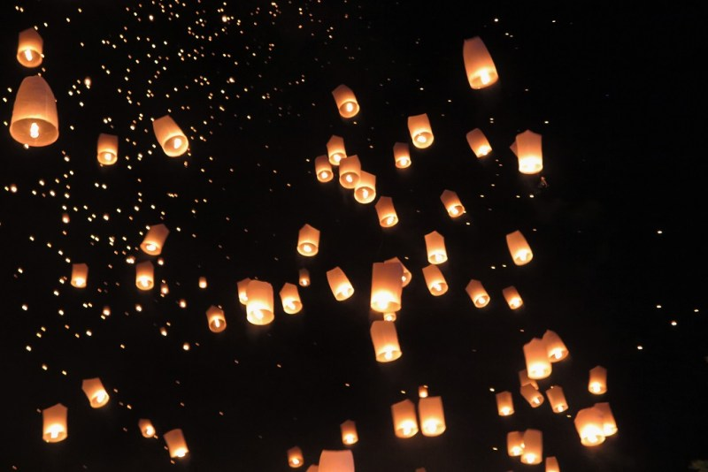 floating lanterns 5