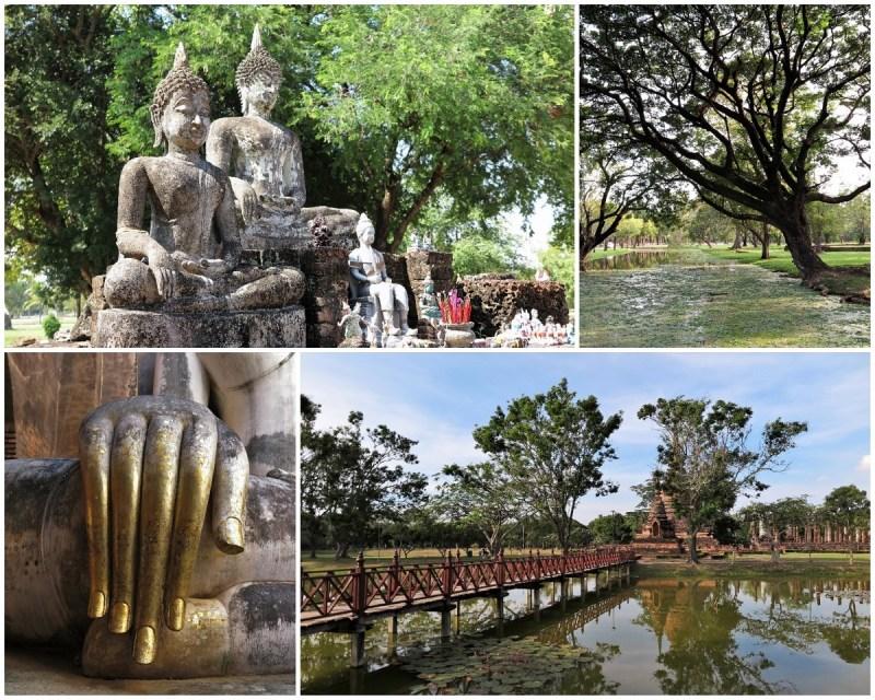 Sukhothai collage