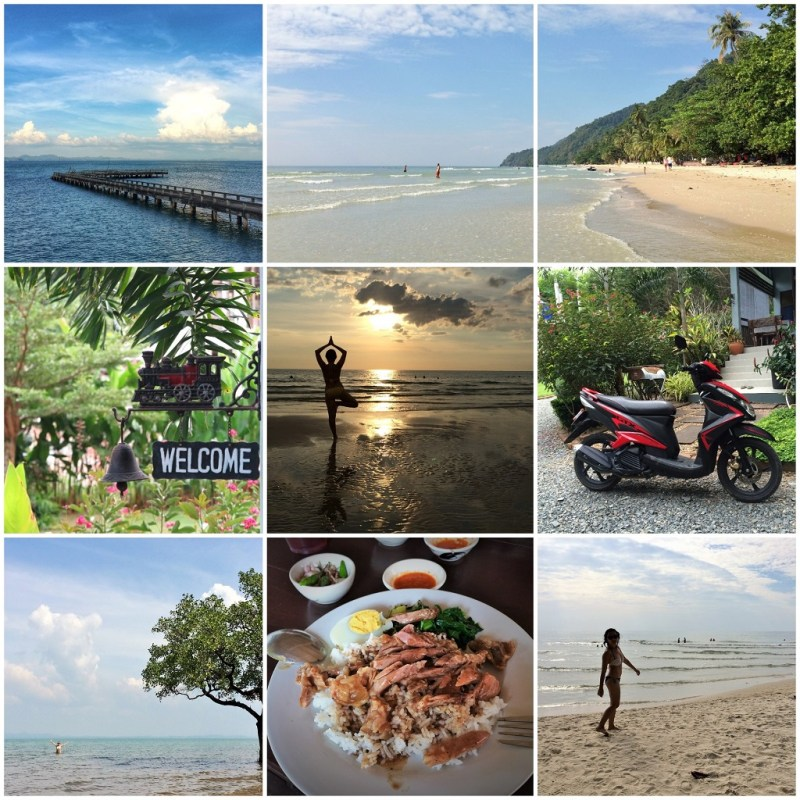 Koh Chang collage