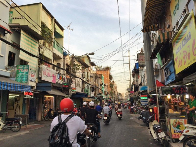 Saigon District 3