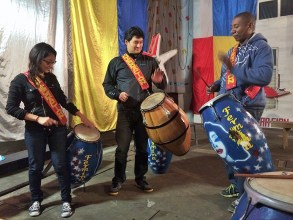 Week 10: Montevideo - we learn candombe!