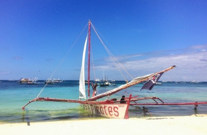 Week 52: Boracay - sailors for a day