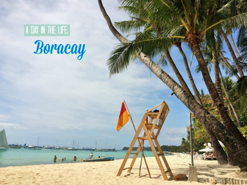 day in the life boracay feat pic