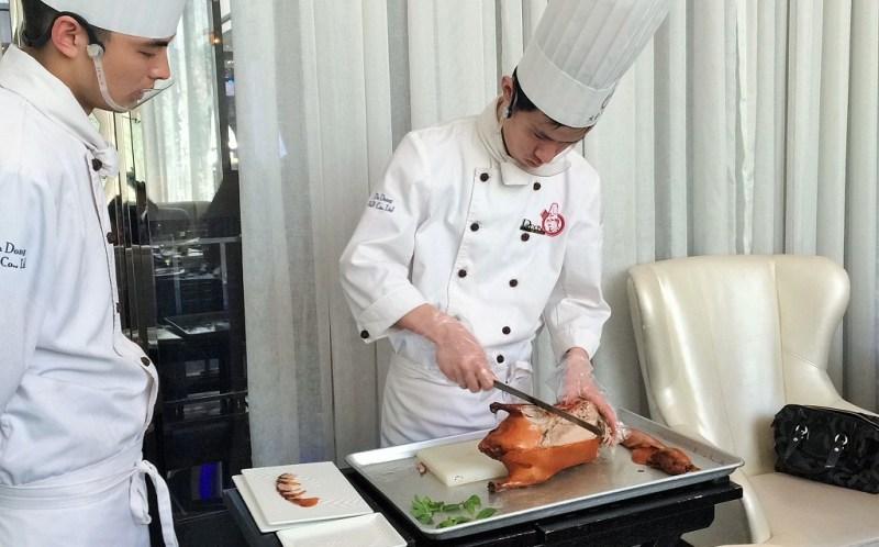 Da Dong peking duck 3