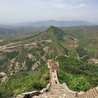 The Great Wall Simatai Section in photos