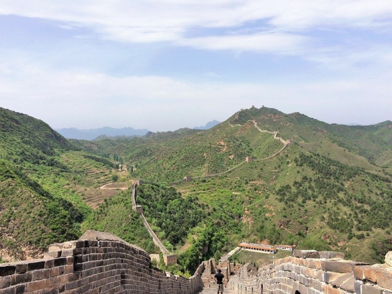 simatai great wall 21