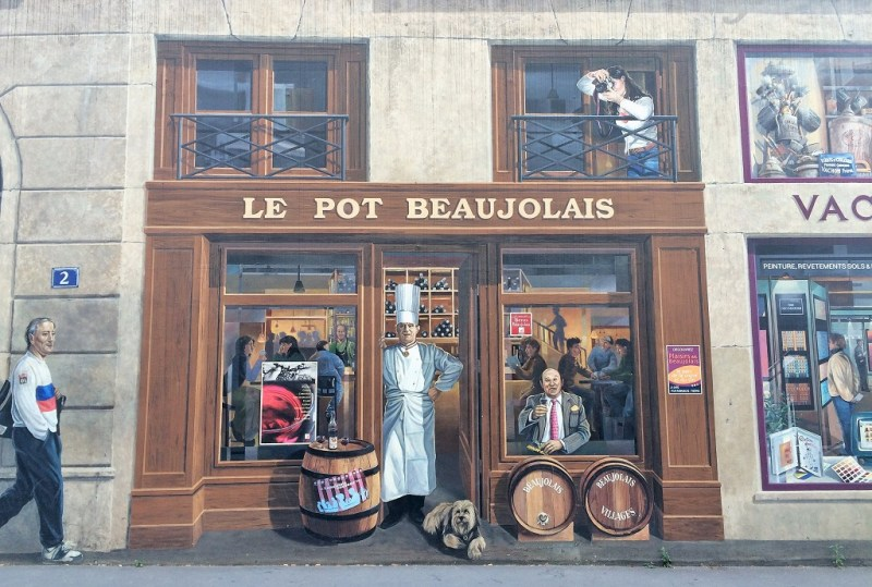 Le Pot Beaujolais