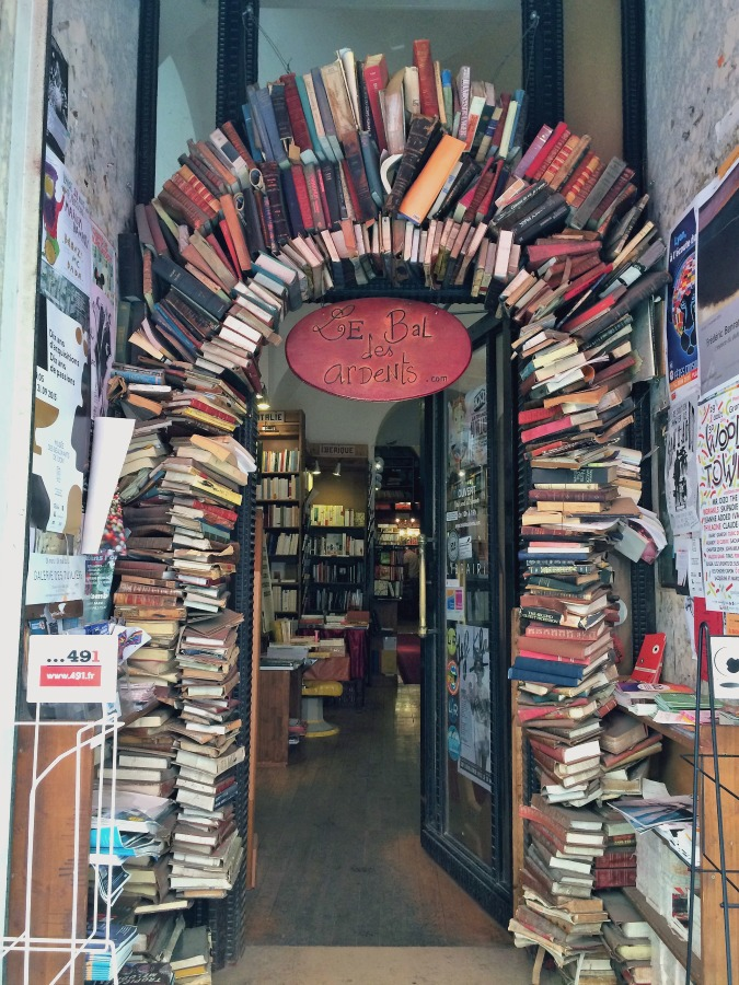 is this bookstore not love?!