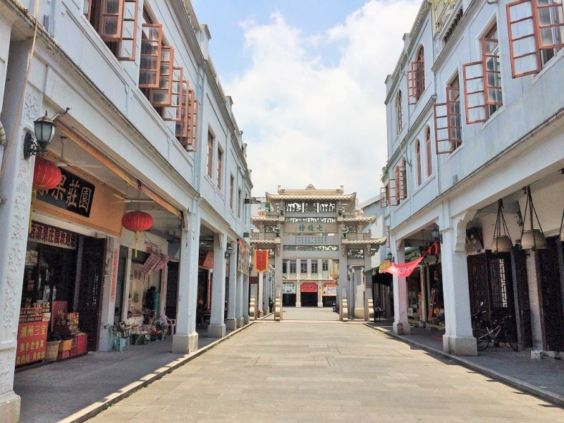Chaozhou old town