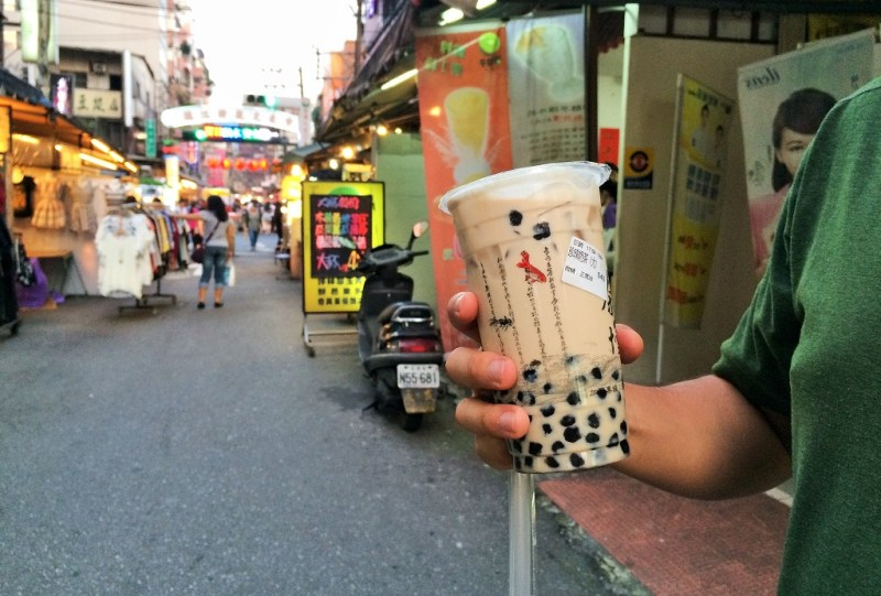 Taipei milk tea