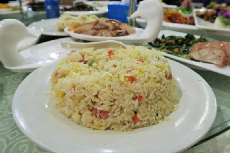 18 CNY fried rice