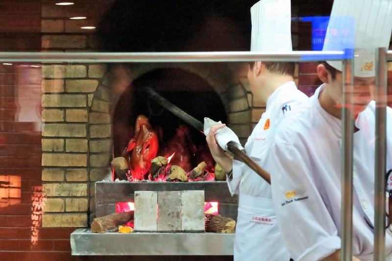 Beijing Quandeju Roast duck restaurant 30