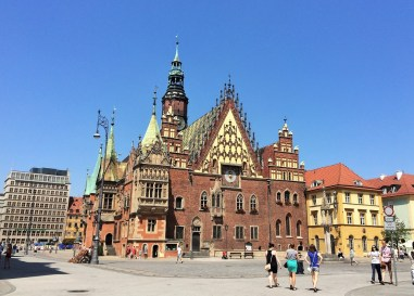 Week 14: Wroclaw - revisiting one of my favorite European cities!