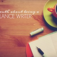 The truth about being a freelance writer: my thoughts and tips