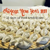 Chinese New Year: 15 days of food traditions