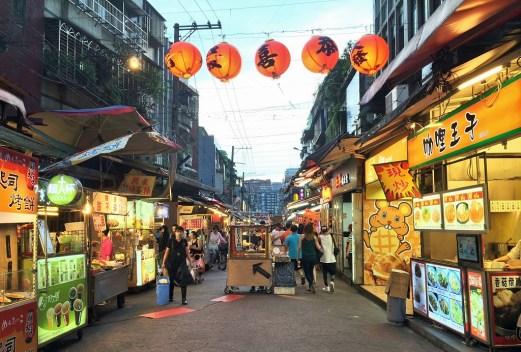 Taipei - my local night market