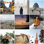 Three years of travel (in photos!) + a giveaway