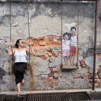 Fun with Penang street art (in photos!)