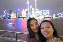 Week 21: Shanghai - The Bund with my cousin