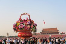 Week 25: Beijing - Tiananmen Square for National Day