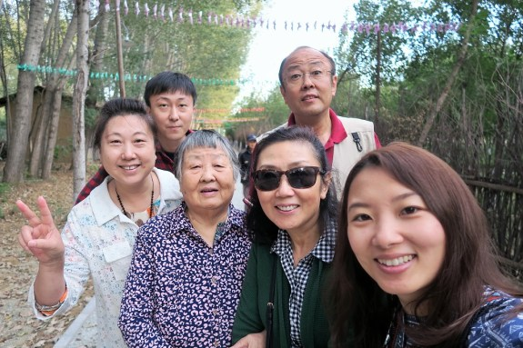 Week 26: Beijing - outing with my family