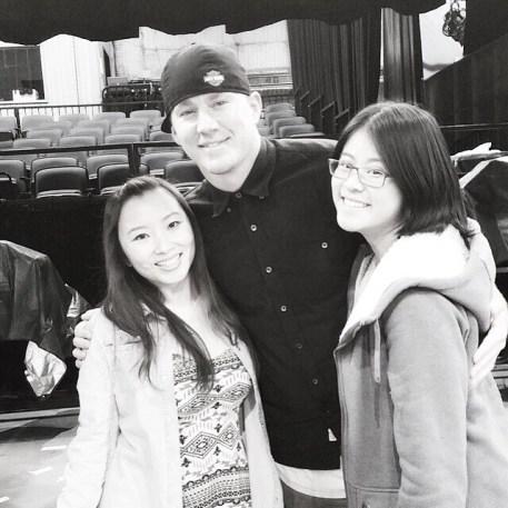 Week 37: Los Angeles - omgggg we met Channing Tatum!