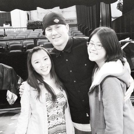 Week 37: Los Angeles - omgggg we met Channing Tatum!