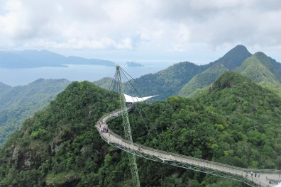 Week 7: Langkawi - Skybridge