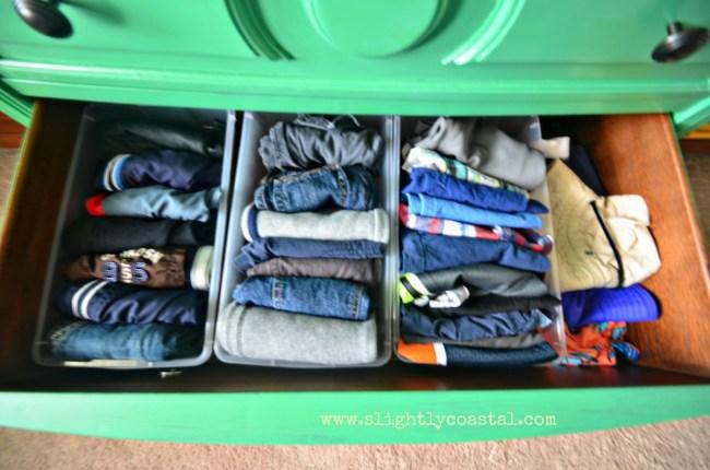 Luke's Green Dresser 10