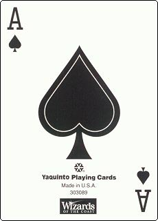 DCI Legend Membership Poker Deck Slightly Magic