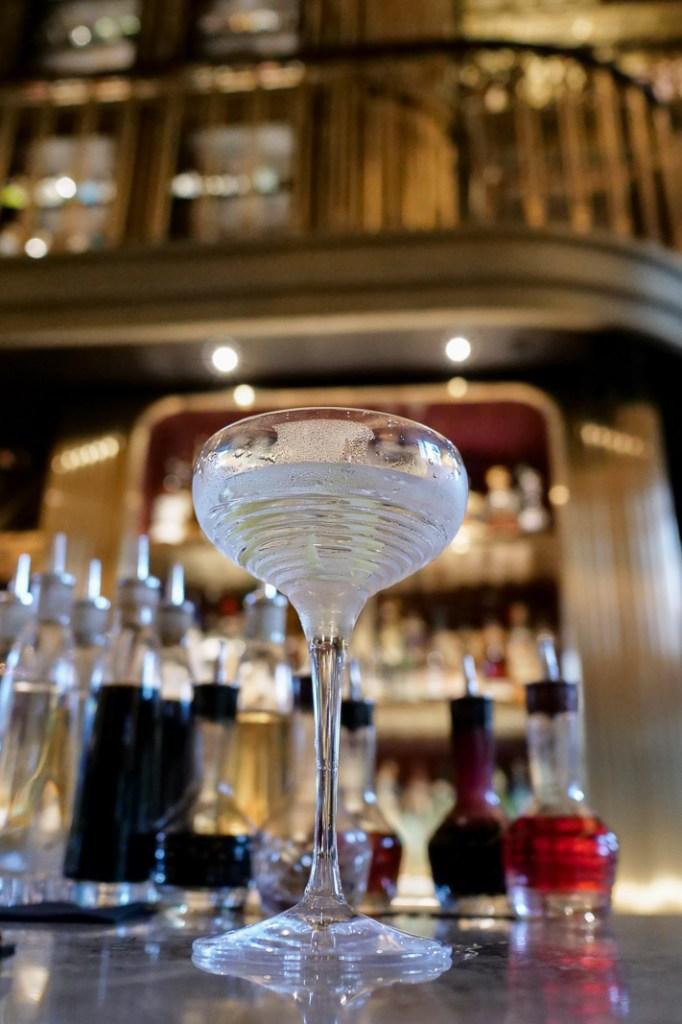 The Atlas Martini in Singapore