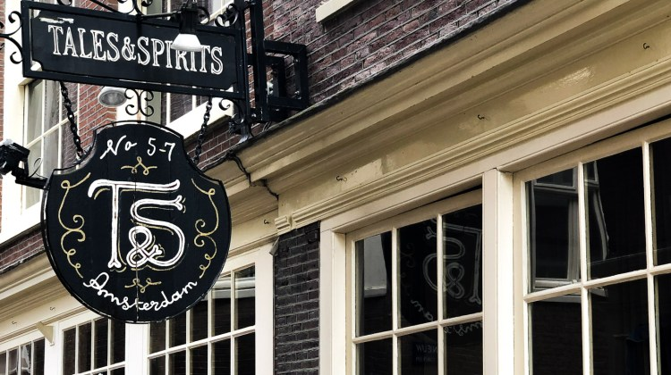 Tales and Spirits Amsterdam Outside