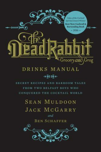 Dead Rabbit Drinks Manual