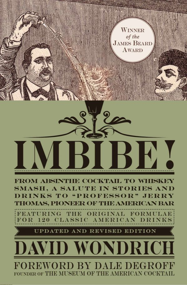 Imbibe - Cocktail History