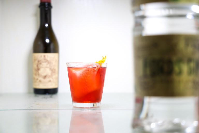 Best Negroni Recipe