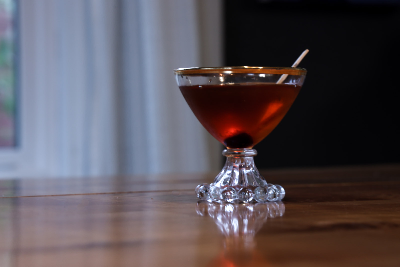 Two Dozen Tests Confirmed This Is The Best Manhattan Cocktail Recipe