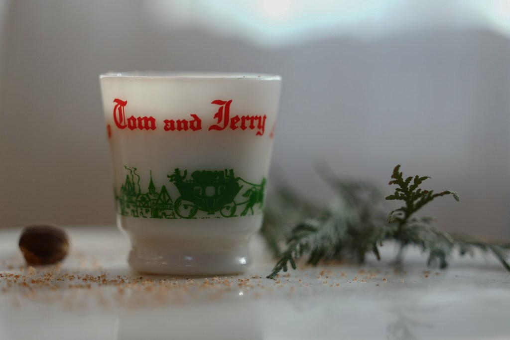 Best Eggnog Recipe: Clyde Common Tequila Sherry Eggnog from Jeffrey Morgenthaler