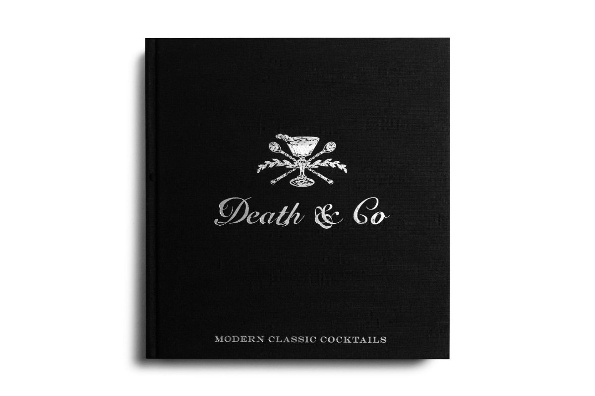 Best Cocktail Books: Death and Co