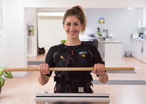 EMS-Training testen im Slim-Gym Club