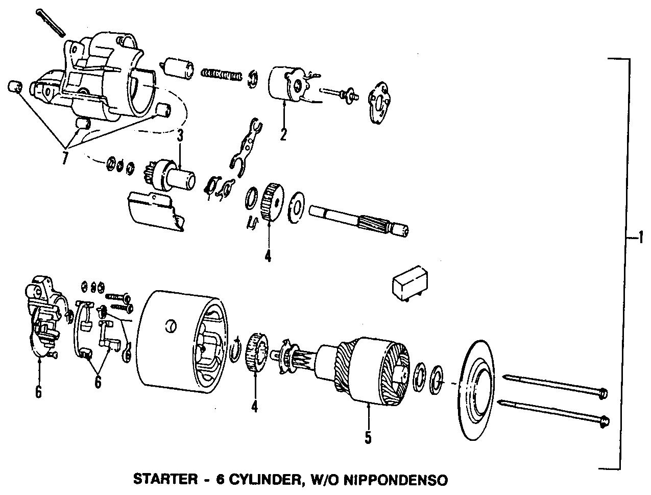 Dodge Dakota Intermediate Gear 3 9l