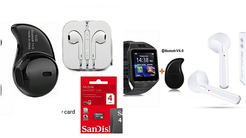 Jumia Ghana: 8 Cheap Accessories Just For Your Smart Phone(Buy Now With Discount)