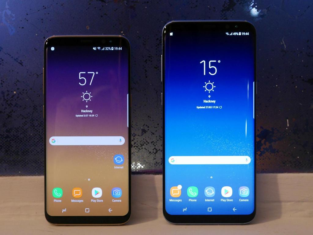 Samsung S8 - Specs And Price In Ghana